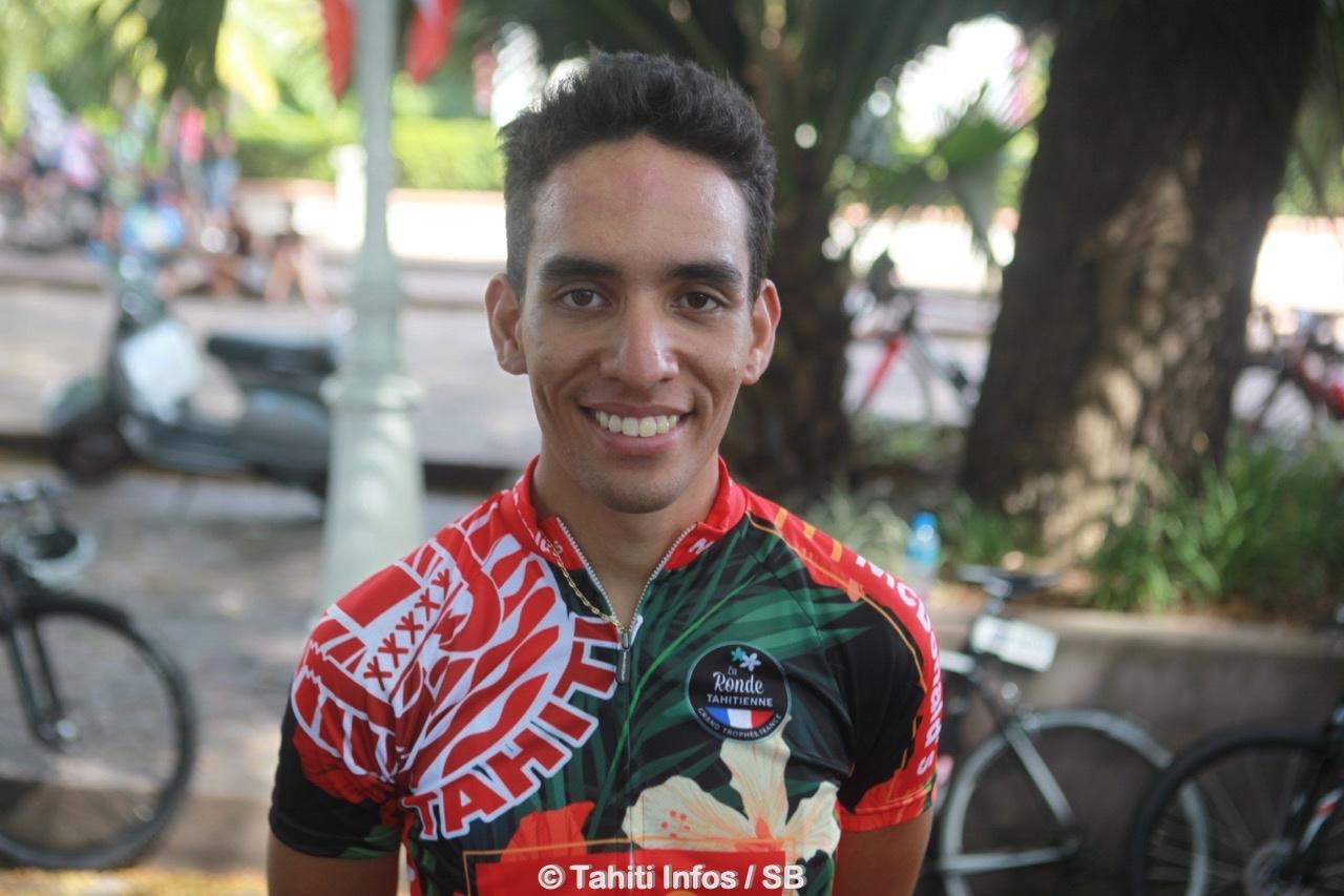 Karihi Endeler, 3e au scratch sur la Ronde 110 km