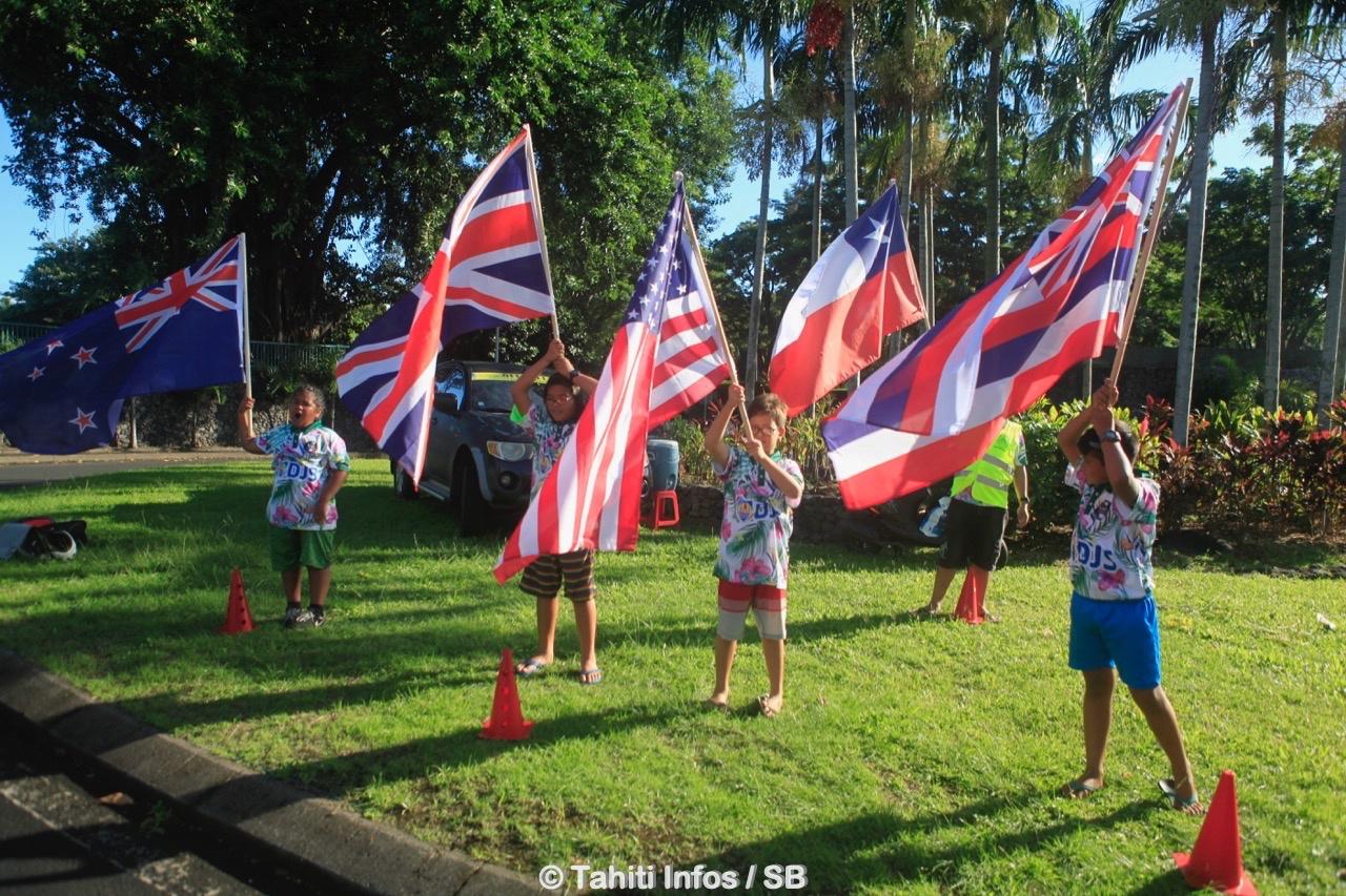 Une Ronde Tahitienne résolument tournée vers l'international