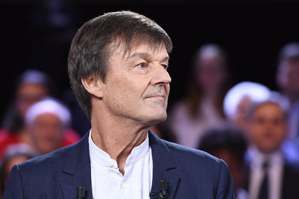 Une émission avec Nicolas Hulot sera diffusée le 5 juin prochain.