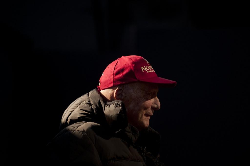 La F1 pleure la mort de Niki Lauda, l'un de ses héros