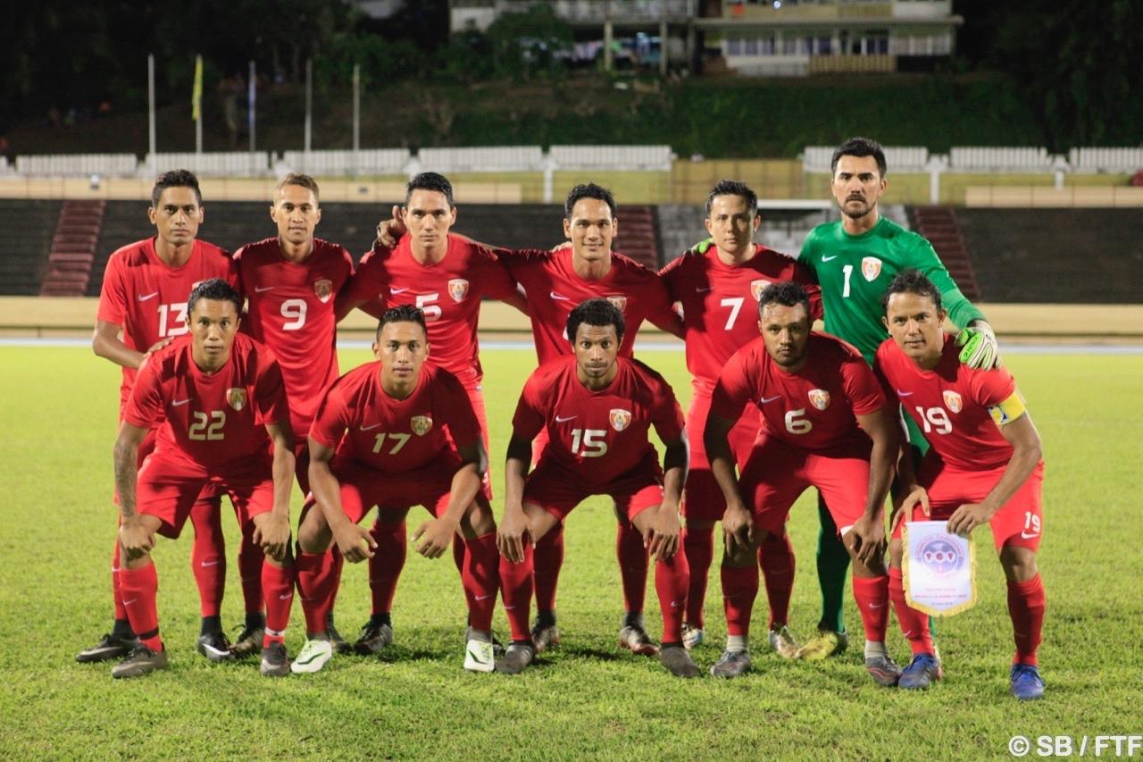 Quel sera le nouveau visage de la sélection de Tahiti ?