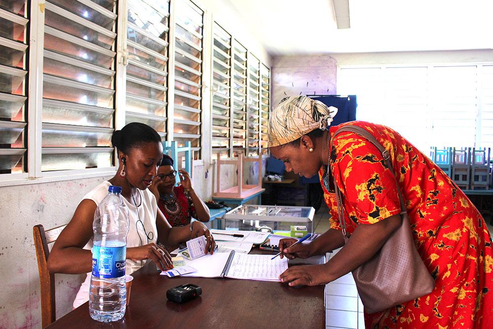 Européennes: Mayotte offre au RN son meilleur score outre-mer