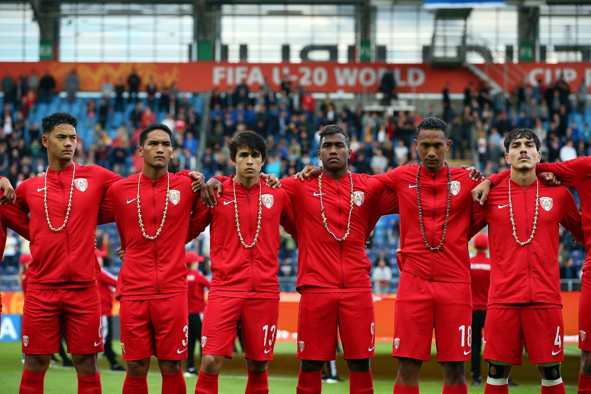 Deuxième défaite pour Tahiti qui garde la tête haute