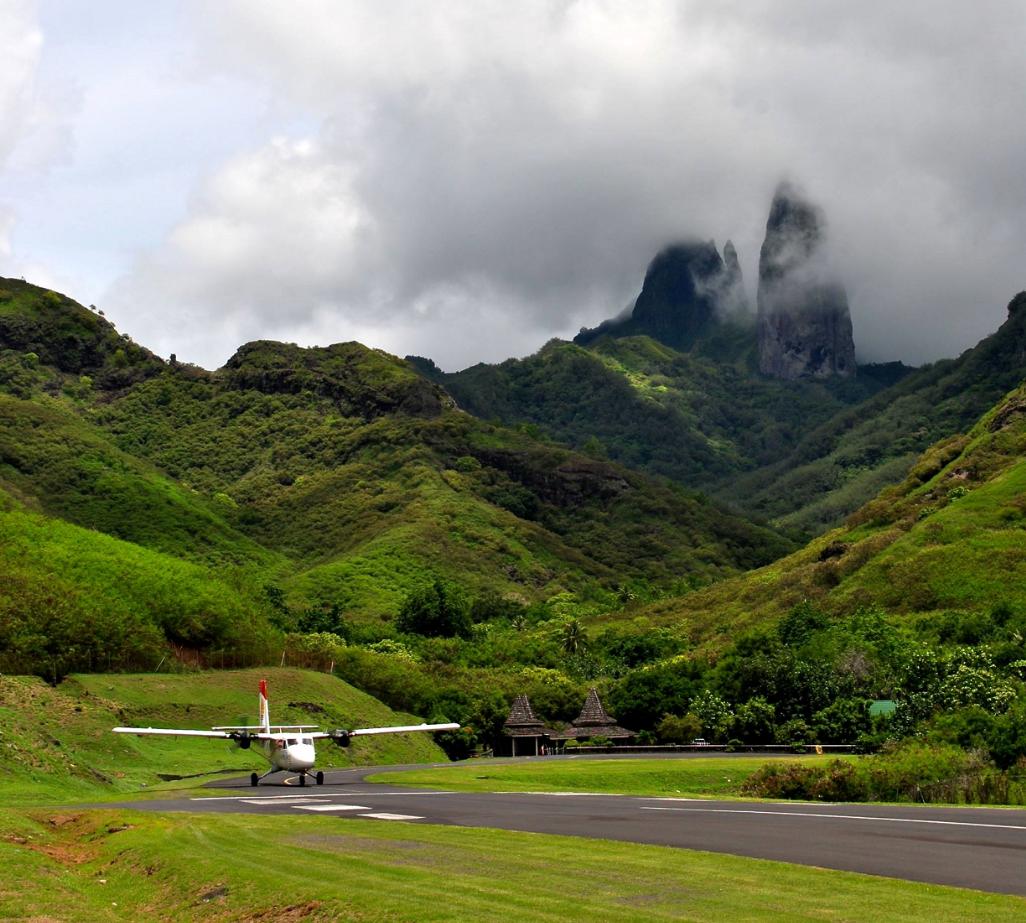 Air Archipels appelé à reprendre ses rotations à Ua Huka et Ua Pou
