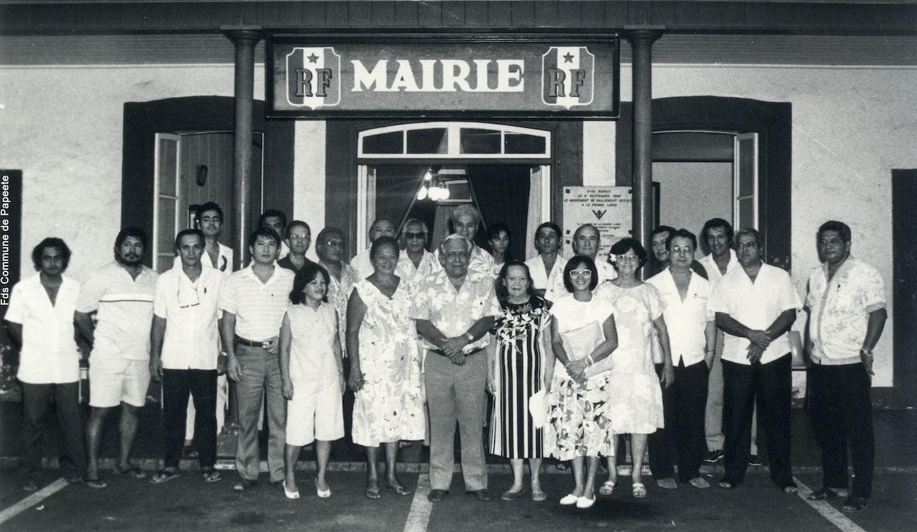 Décès de l'ancien député-maire de Papeete Jean Juventin