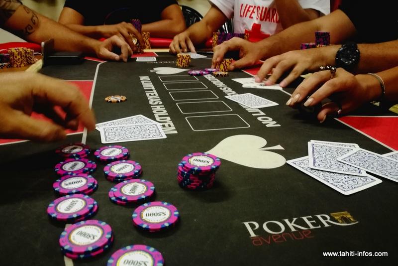 Poker : 30 Polynésiens s'envolent pour le Big Fifty à Las Vegas