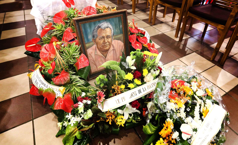 Les derniers hommages rendus à Jean Juventin