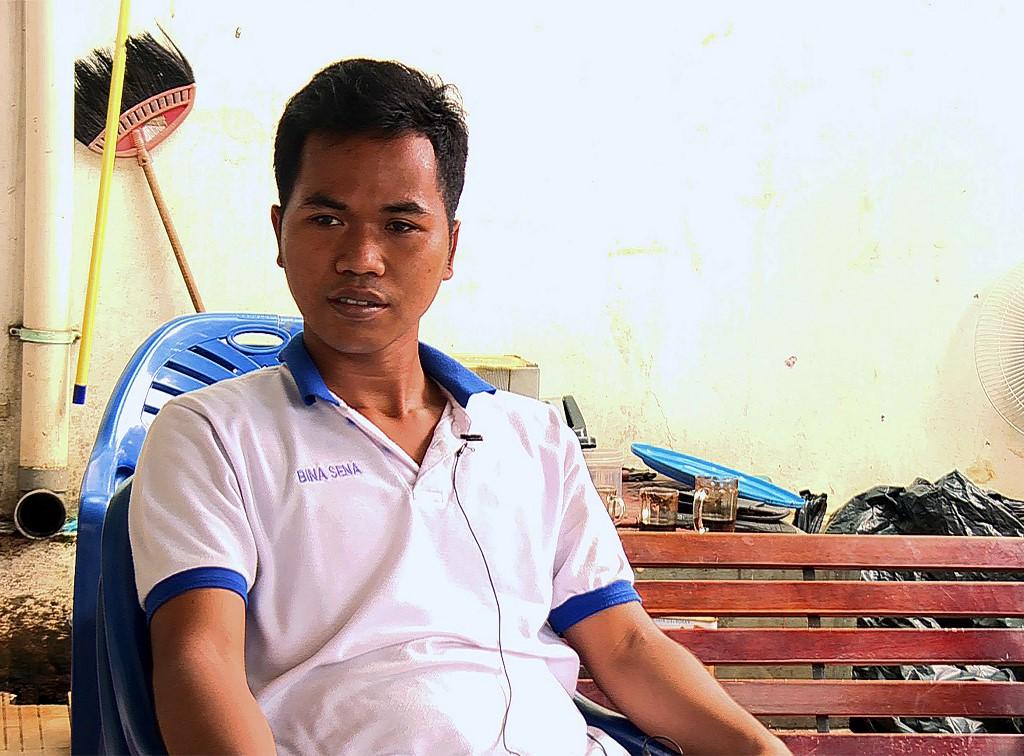 L'enfer sur mer: les esclaves indonésiens de la pêche