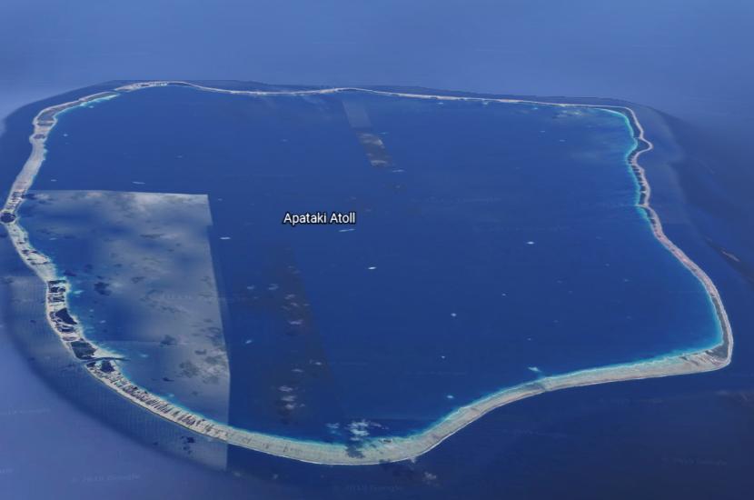 Quatre hommes en garde à vue après une nouvelle saisie record de cocaïne aux Tuamotu
