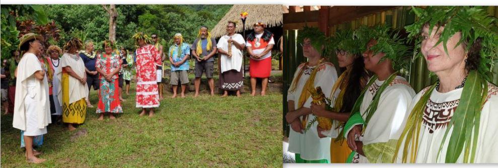 Pour cet événement, des tradi-praticiens étaient de la partie, ainsi que des professionnels de la santé.