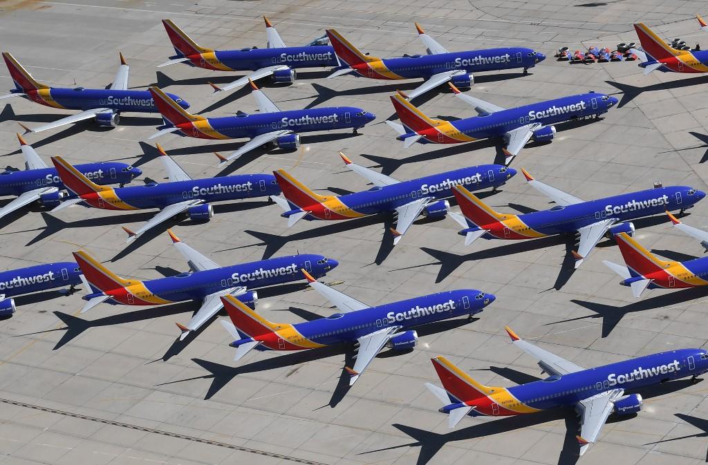 Boeing signale un défaut sur des ailes de 737 dont des MAX