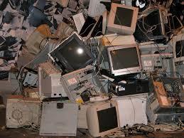 Les déchets électroniques collectés jusqu'en décembre