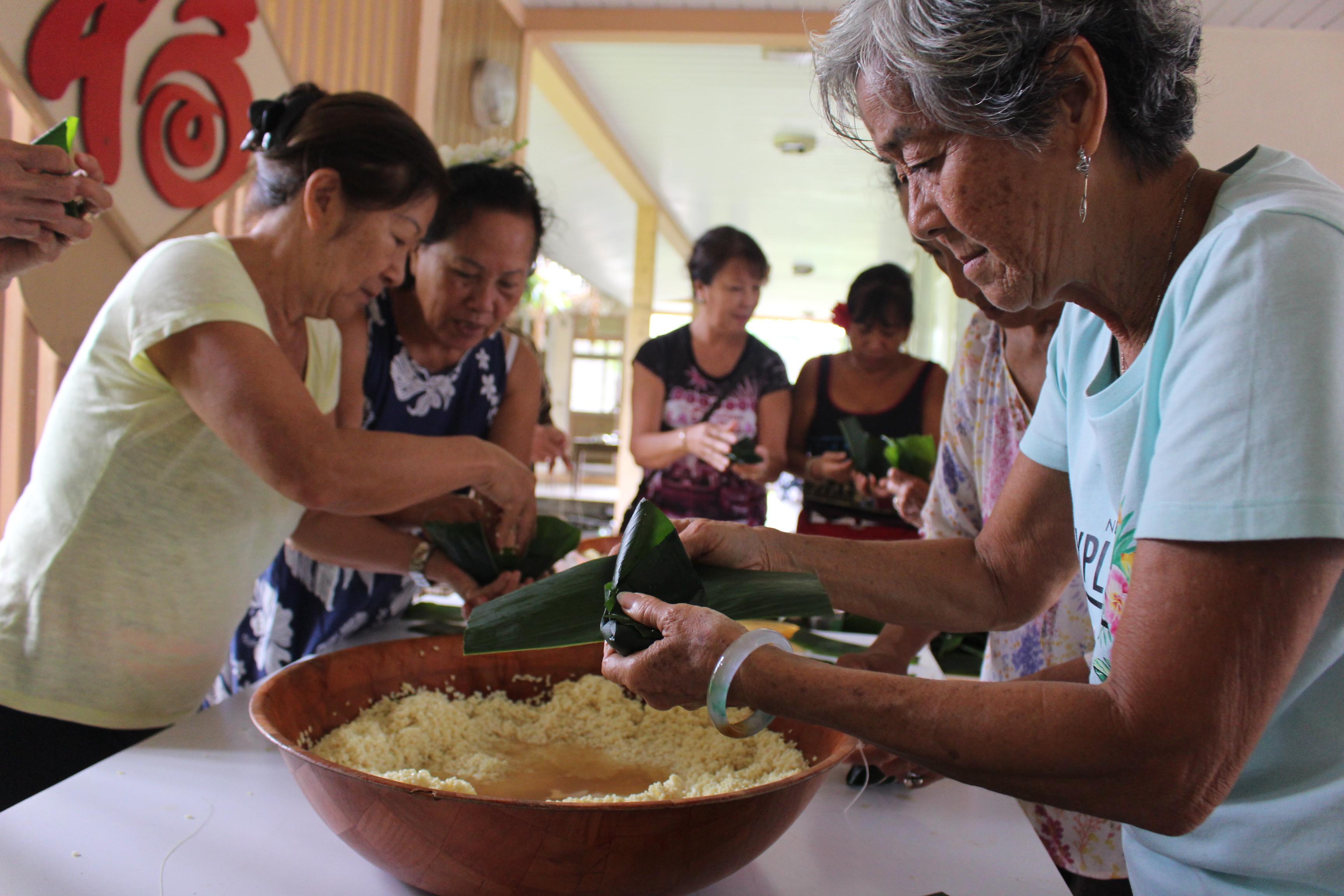 Découvrez les recettes des tsungs, ou gâteaux de riz gluant