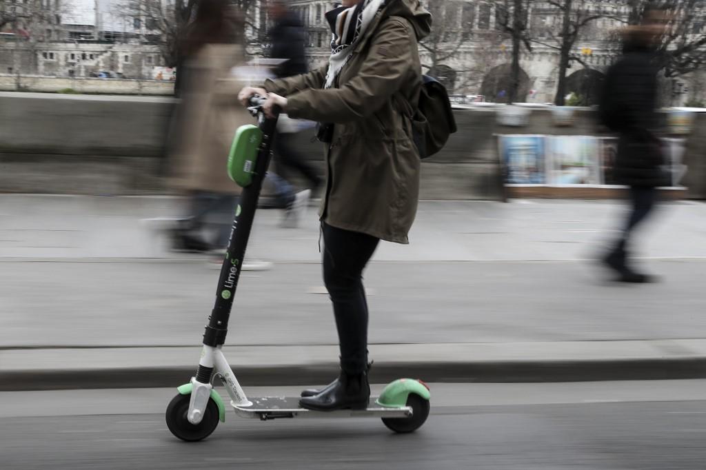 Premier accident mortel impliquant une trottinette électrique à Paris