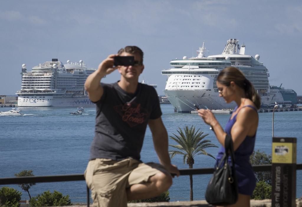 Les mégapaquebots de croisière insupportent aussi à Majorque