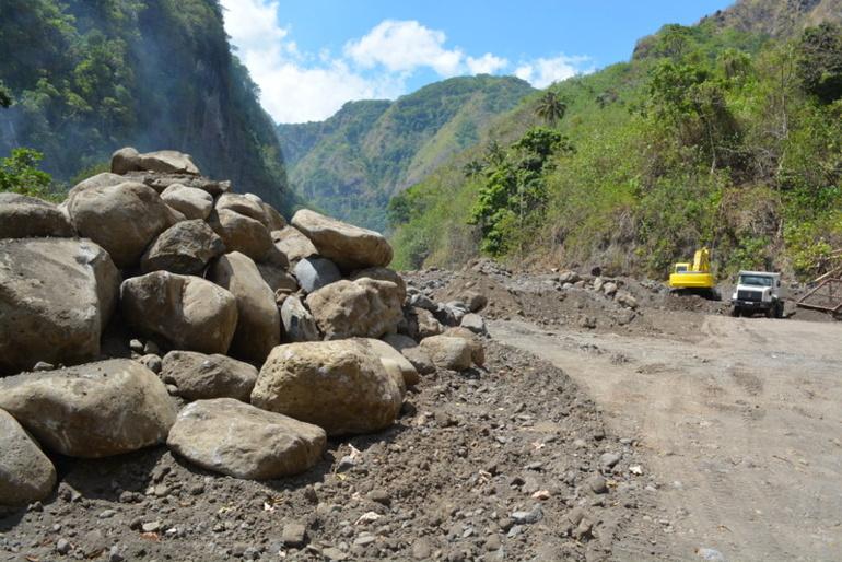 Les riverains de la Punaru'u réagissent après l'accident mortel