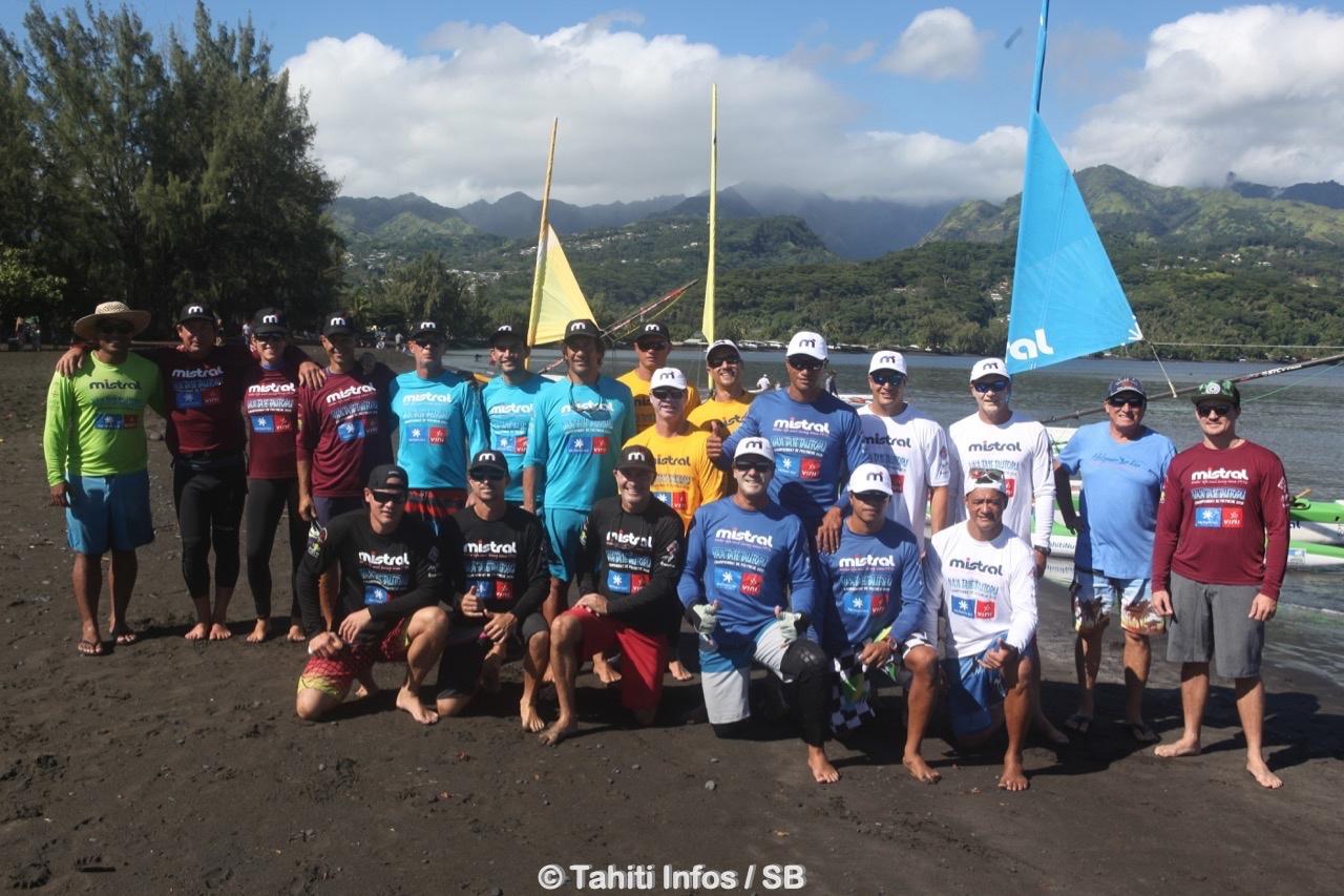 Six équipages prêts à affronter l'océan