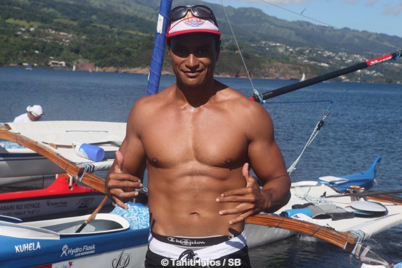 Jason Ori gagne avec l'équipage Kuhela
