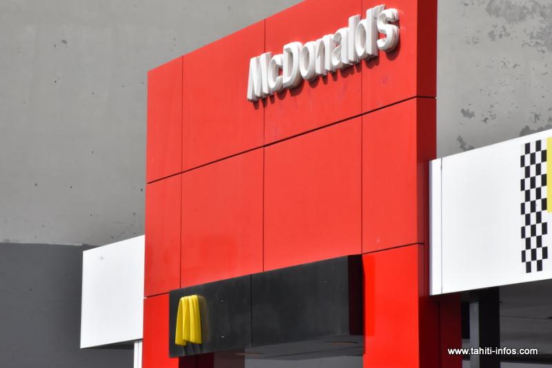 McDonald's dément vouloir s'installer à Moorea