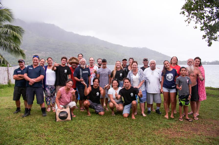 Les cinq propositions d'Island Voices