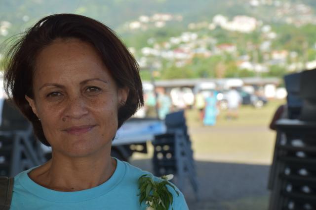 Vannina Crolas, nouvelle secrétaire générale du Tavini