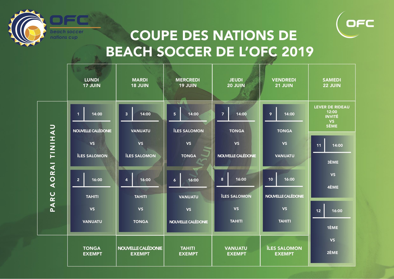 Le tournoi se déroulera à domicile du 17 au 22 juin