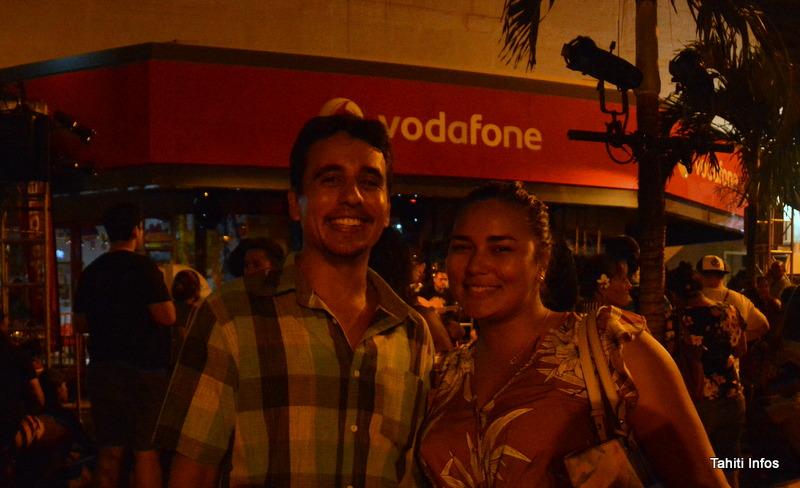 Vodafone fait la fête pour ses six ans