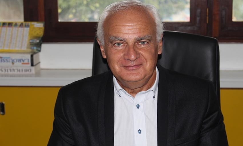 Le nouveau directeur régional de Polynésie la 1ère, Gérard Hoarau (Crédit : France Télévisions)
