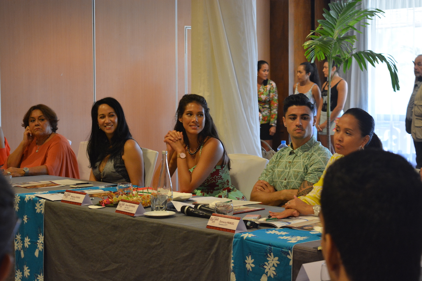 Miss Tahiti 2019 : Grand oral, gros stress