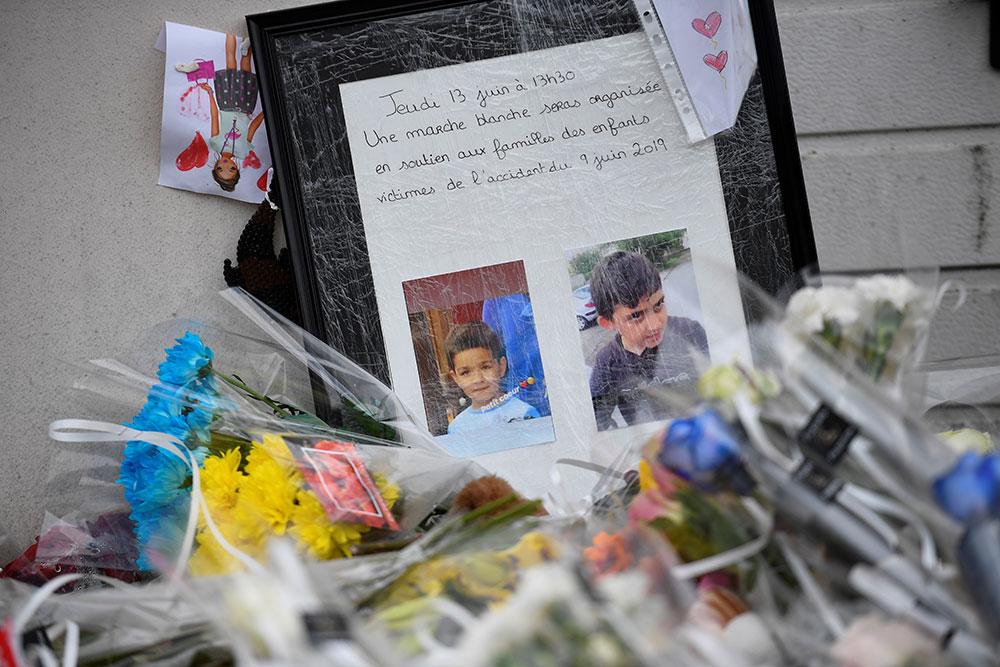 Enfant tué à Lorient : le chauffard arrêté après neuf jours de cavale