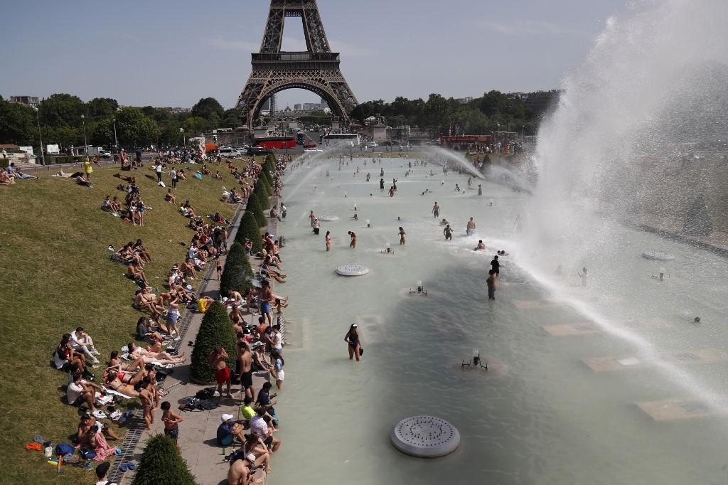 Au-delà de 45°C, le sud-est de la France écrasé de chaleur