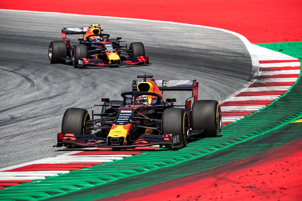 GP de F1 d'Autriche: Verstappen vainqueur au culot
