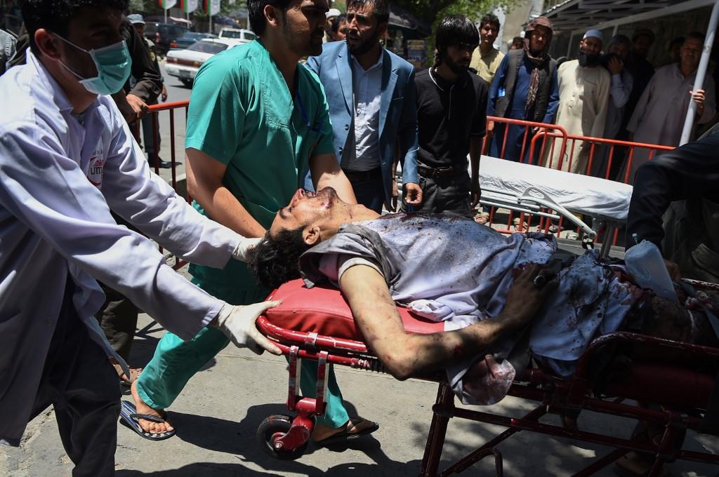 Afghanistan : un mort, une cinquantaine d'écoliers blessés à Kaboul dans un attentat taliban
