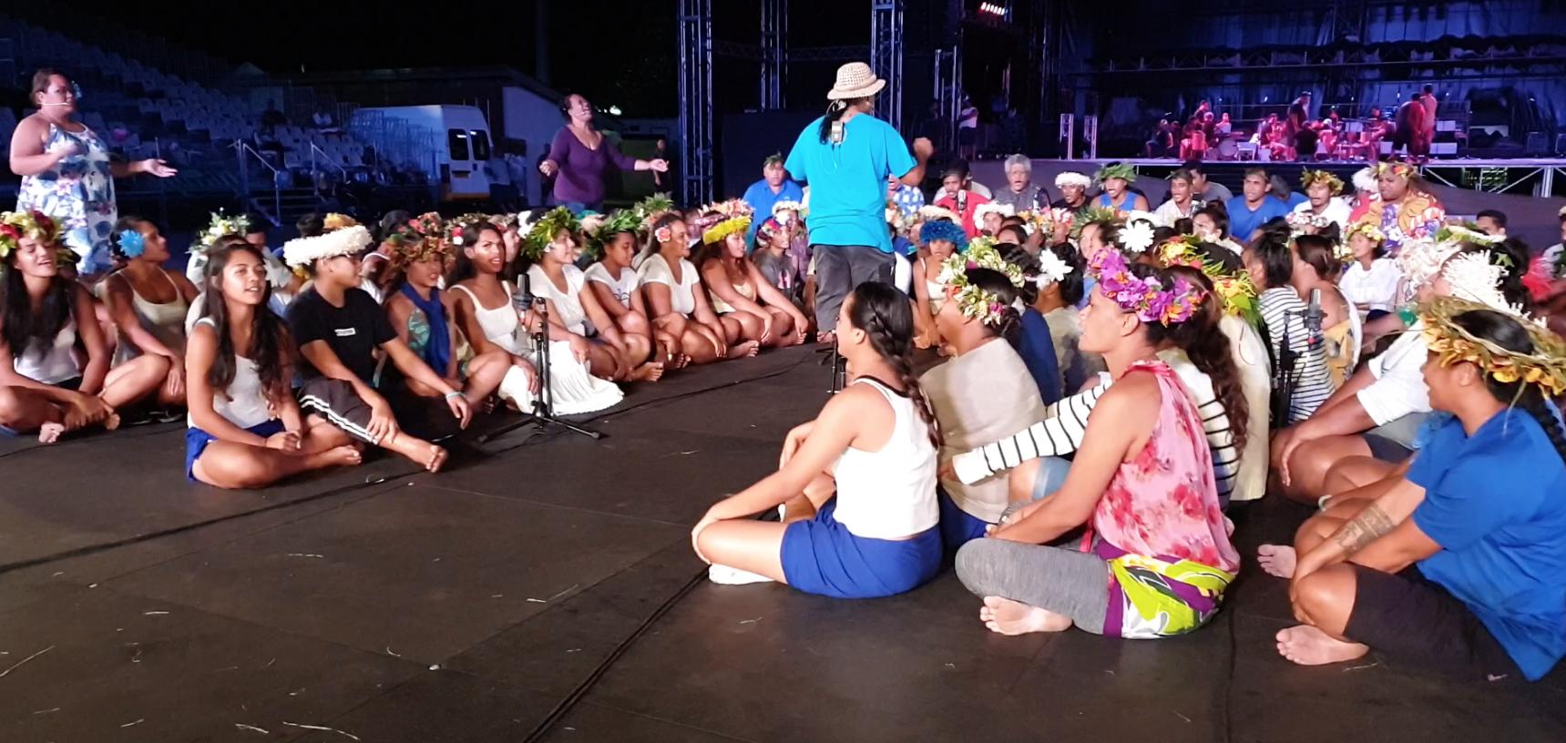 Te Pare o Tahiti Aea nous contera l'histoire des «Tama Ahurei» de Pueu