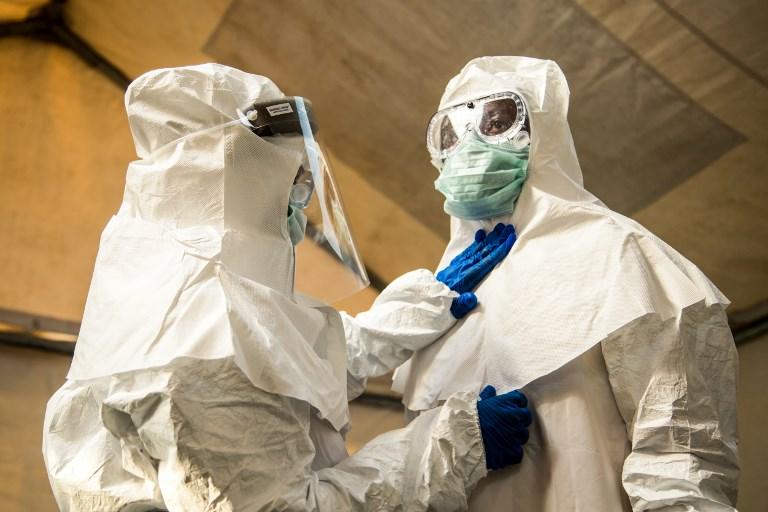 Ebola en RDC: plus de 1.600 décès, une nouvelle zone touchée