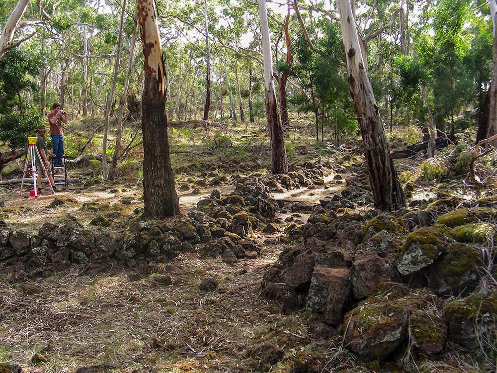 Un site aborigène d'Australie inscrit au patrimoine mondial de l'humanité