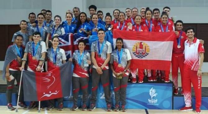 © Tahiti Badminton Federation