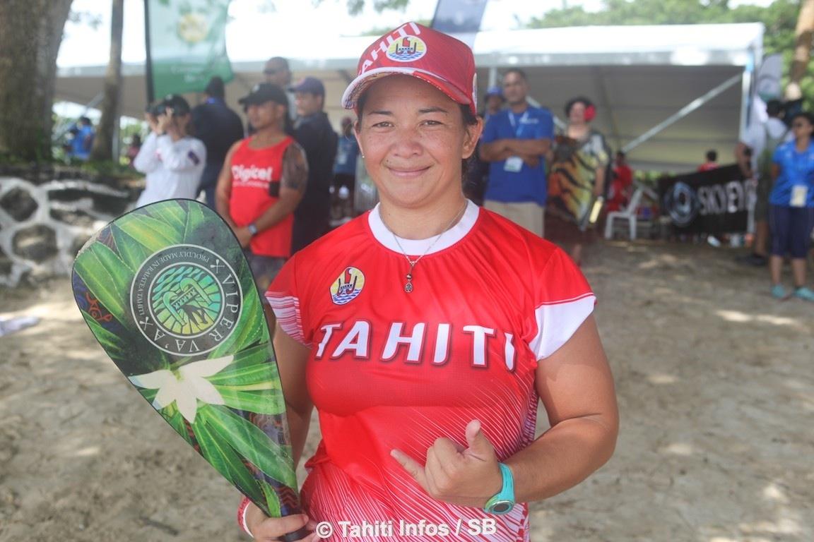 Dix médailles d'or sur douze possibles pour le va'a tahitien