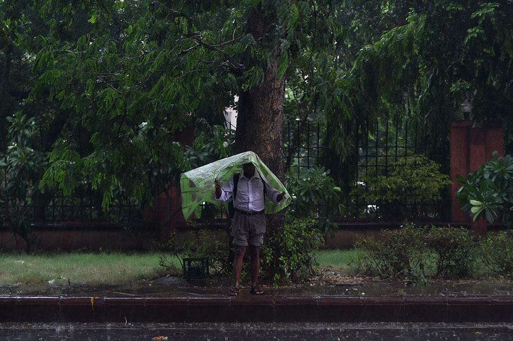 La mousson tue plus de 130 personnes en Asie du Sud