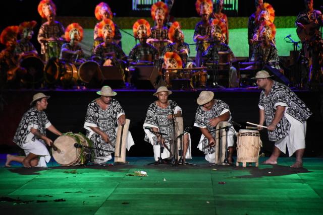 O Tahiti e vainqueur en Hura Tau