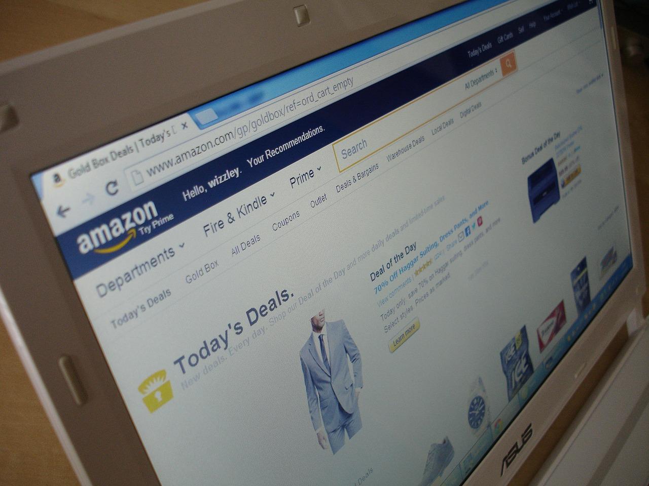 Exploitation des données: Amazon, nouvelle cible de Bruxelles
