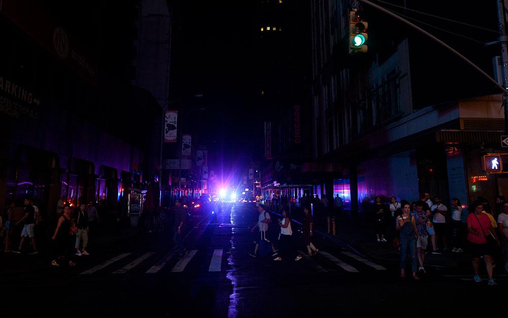 Questions et polémiques autour de la panne géante de New York