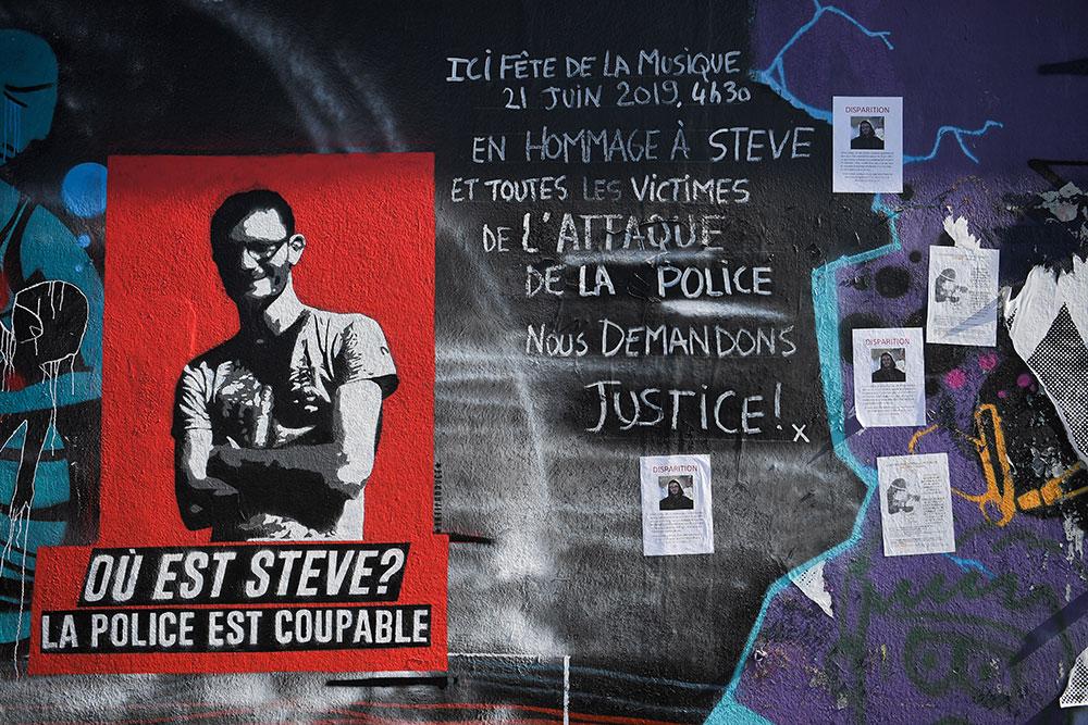 Un mois après la disparition de Steve à Nantes, enquêtes et zones d'ombre