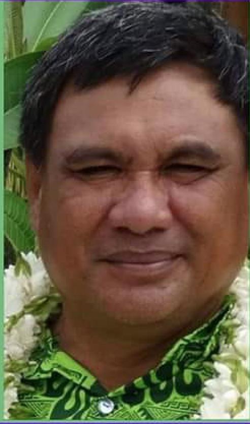 Décès de Richard Maiterai, le maire de Maeva à Huahine,