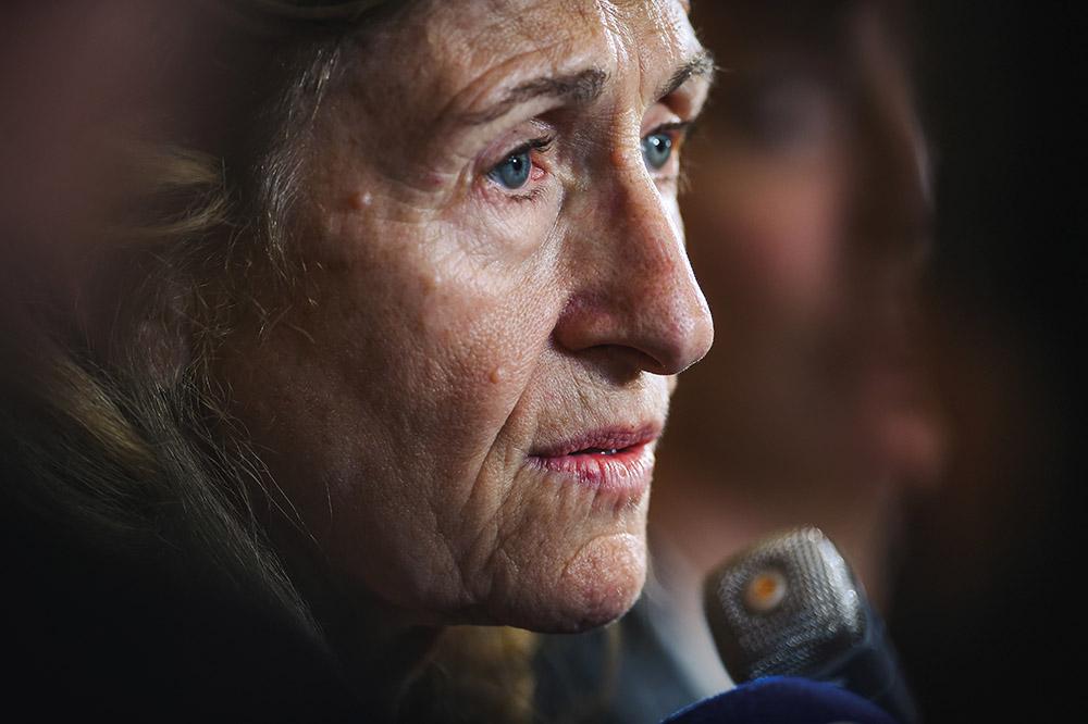 """Belloubet dénonce l'état """"pas acceptable"""" de Nuutania"""