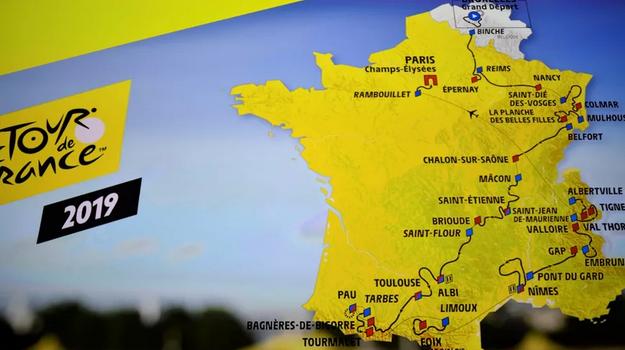 Page enfant : les athlètes du Tour de France arrivent dimanche