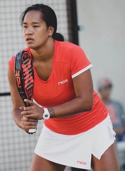 Léa Moerava Godailler va participer au circuit professionel de padel tennis la saison prochaine