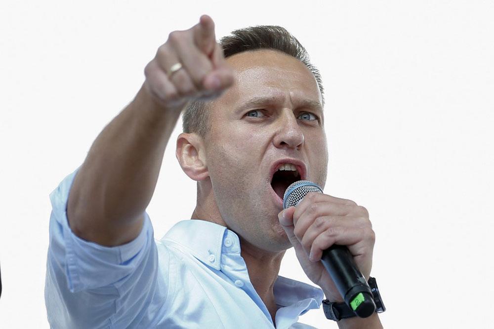 Russie: l'opposant Navalny arrêté en pleine grogne électorale