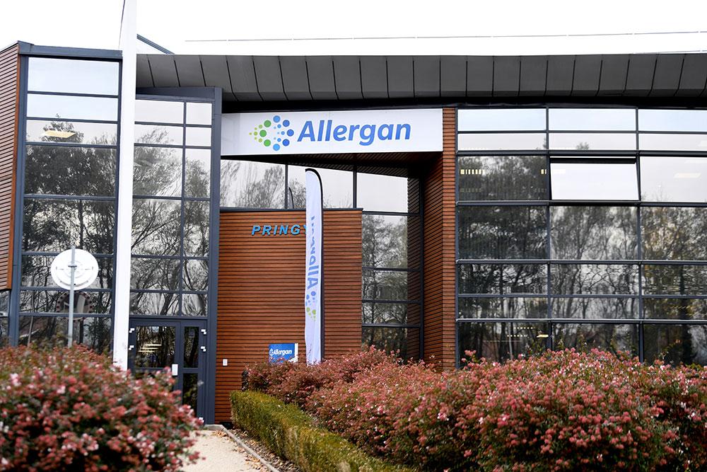 Les Etats-Unis demandent le rappel d'implants mammaires du fabricant Allergan