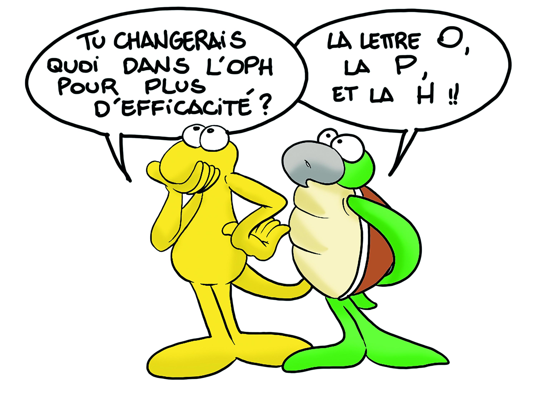 """""""On change quoi à l'OPH"""" par MUNOZ"""